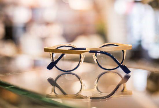 Collection de lunettes Anne et Valentin